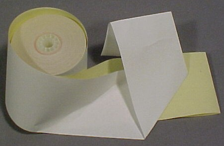 Receipt Paper Two Ply