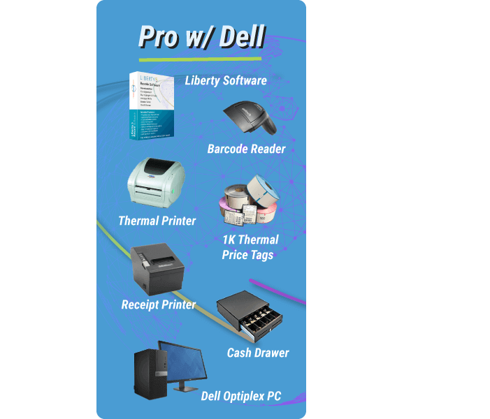 Pro Pack with Dell TS - Memorial Day Sale