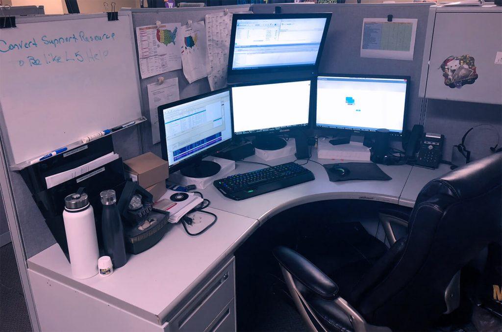 Tech Support Desk