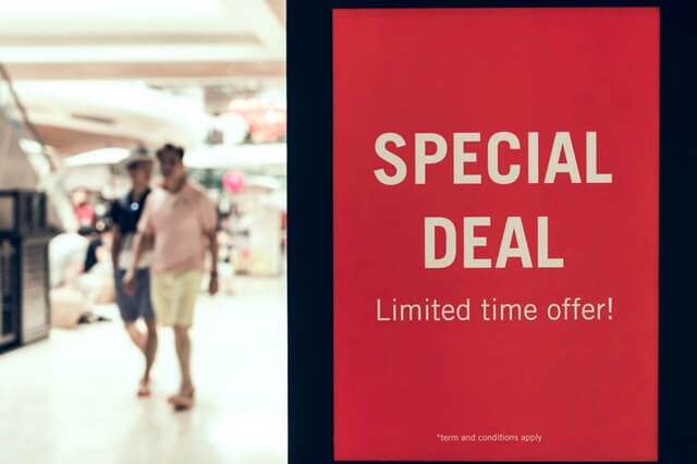 Special Deal Limited Offer