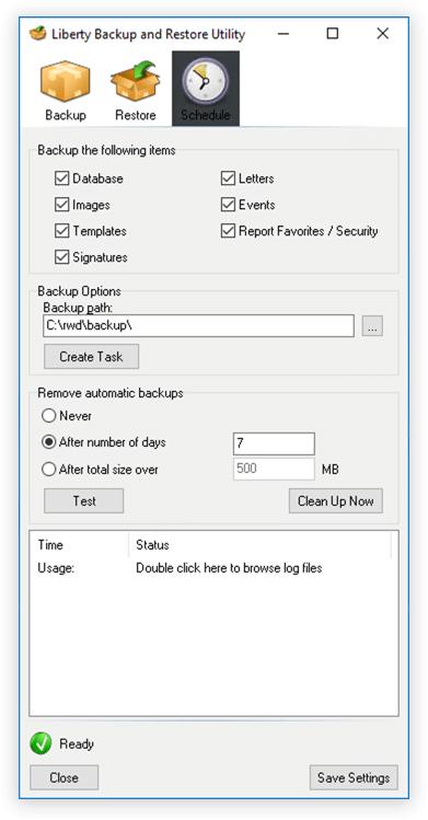Backup Utility