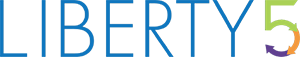 Liberty 5 logo