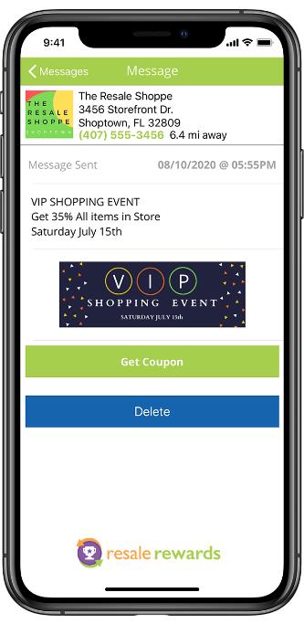 VIP Rewards Promotions